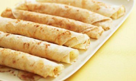 Pancakes mit Eiweißpulver