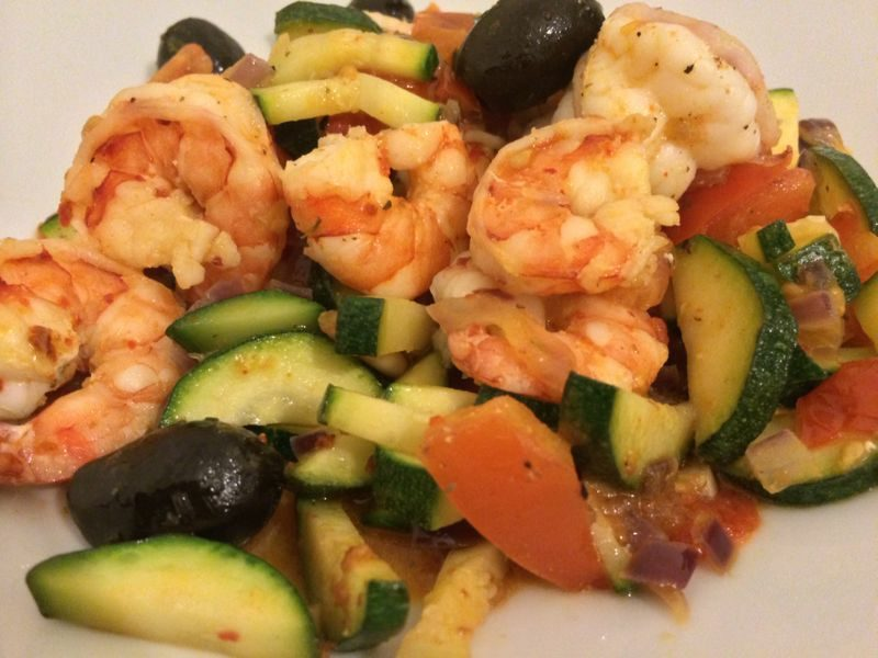 kohlenhydratarme Lebensmittel Garnelen leckere und gesunde Rezepte