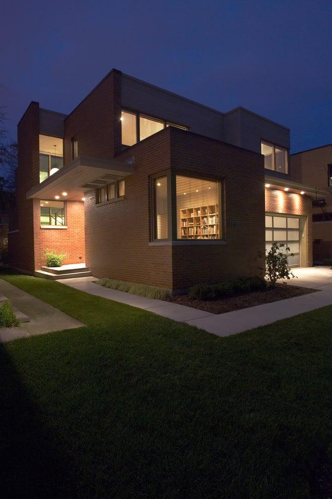 Stadtvilla modern bauen