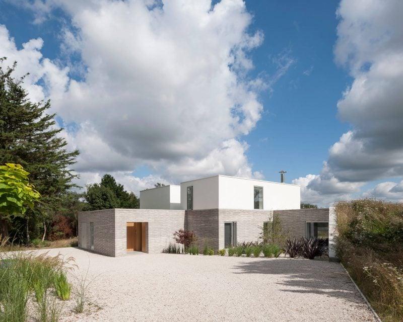 Modernes Haus Architektur von Traumhäuser