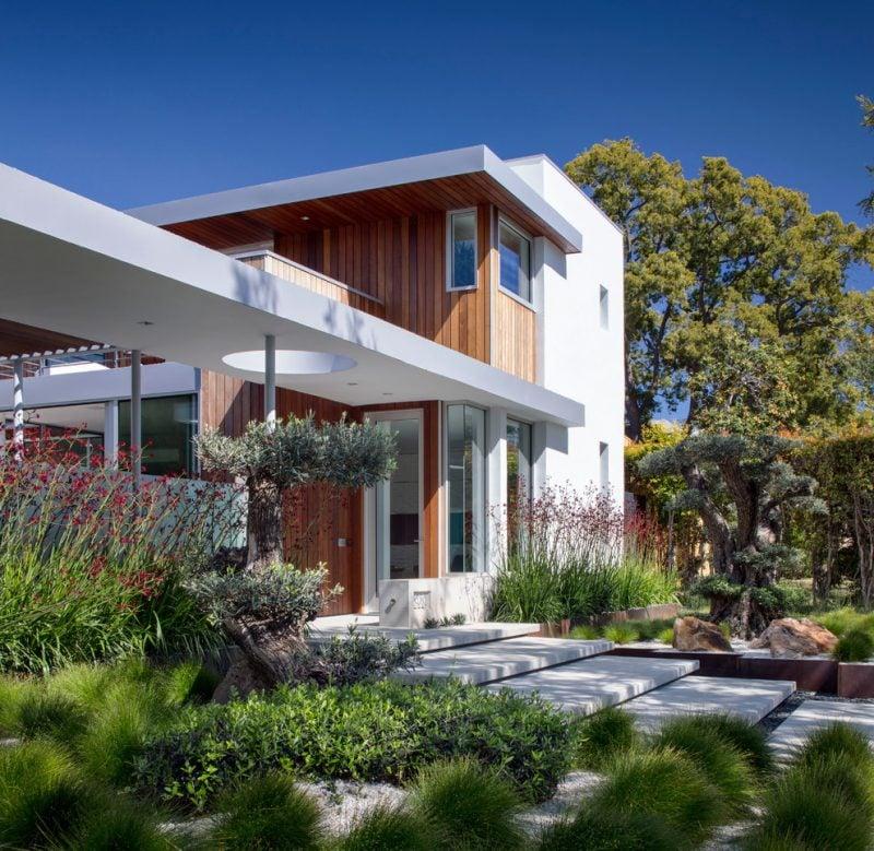Modernes haus erstaunliche bildgalerie mit 22 ideen for Haus rustikal modern
