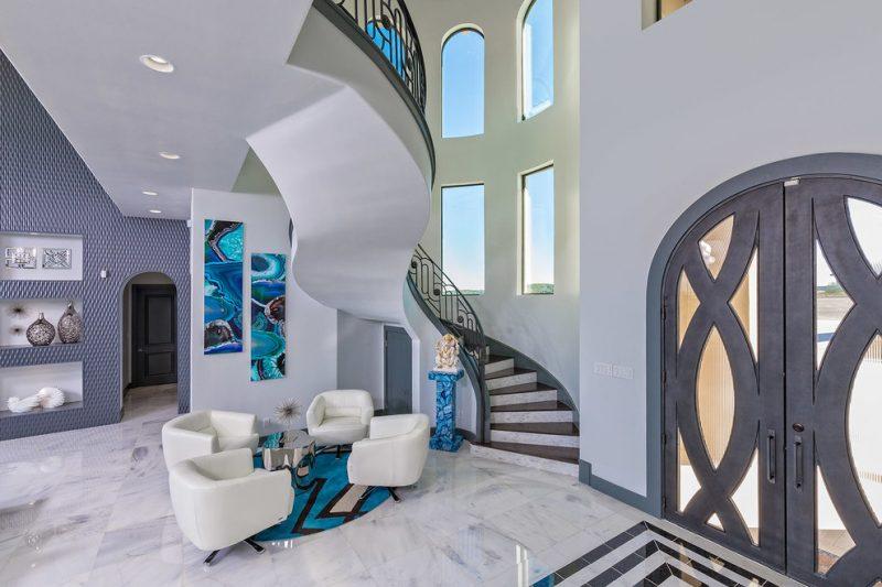 Haus modern einrichten