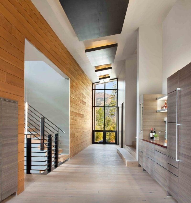 Moderne Bilder der Einrichtung im modernen Haus