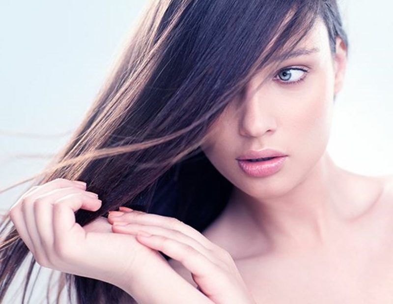 wirksame Naturmittel bei fettigen Haaren
