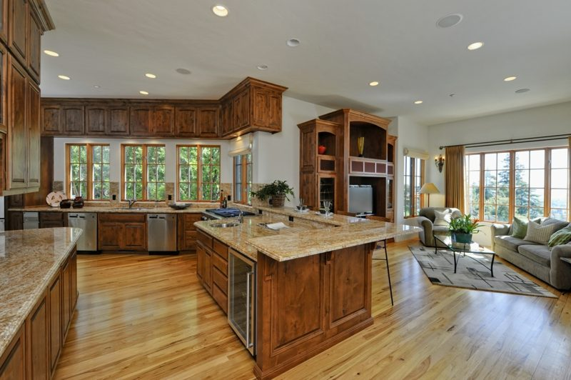 wohnküche küchenplannung tipps