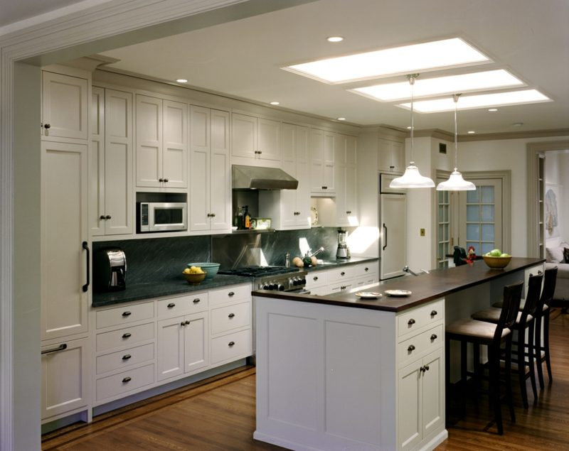 kochinsel offene küche küchengestaltung