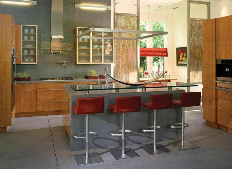küchenplanung offene küche theke tipps