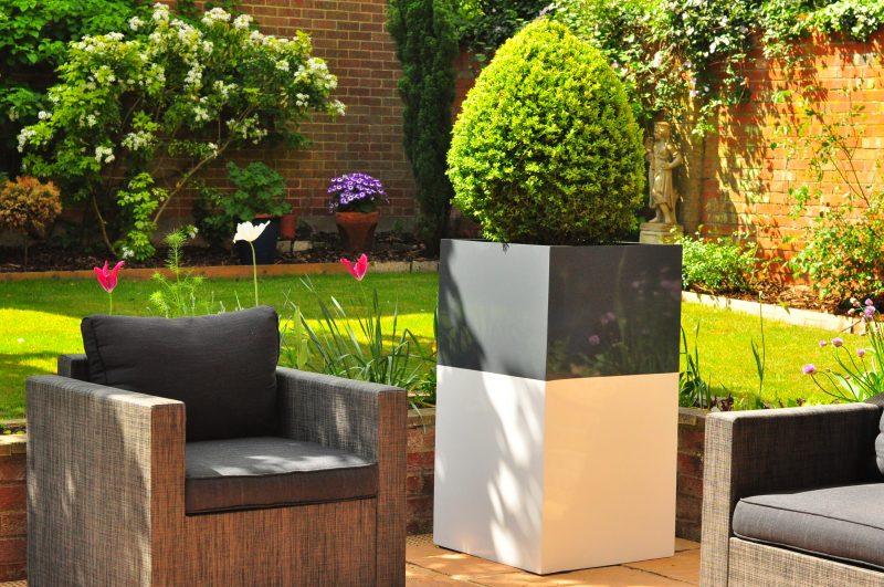 Pflanzkübel   Echte Hingucker Im Garten: 14 Tipps Für Beste Wahl   Garten,  Trends   ZENIDEEN