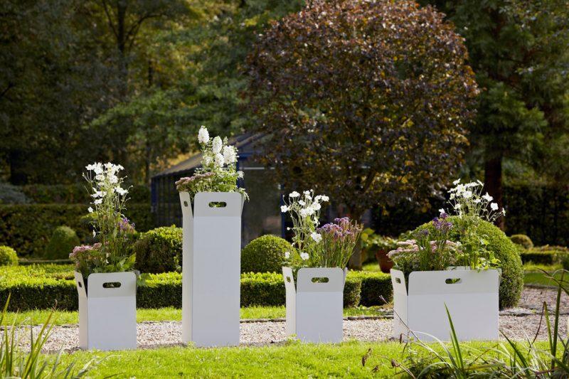 Pflanzkübel im Garten - welche Pflanzgefäße gibt es?