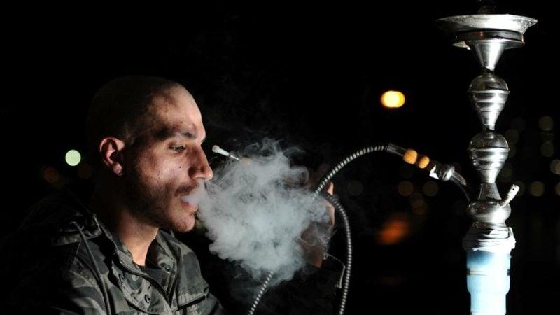 hookah raucher