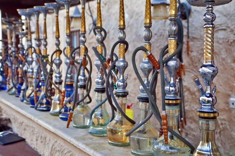 glasskolben für wasserpfeife