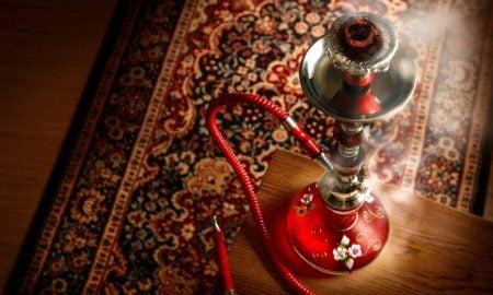 rauchen shisha zuhause