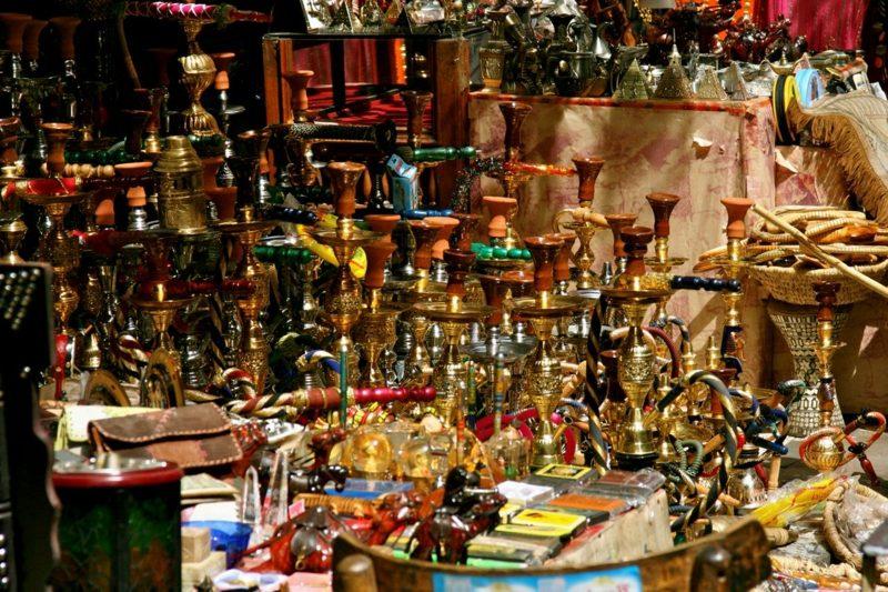 Shisha rauchen mythen und wahrheiten trends zenideen for Shisha laden dekoration