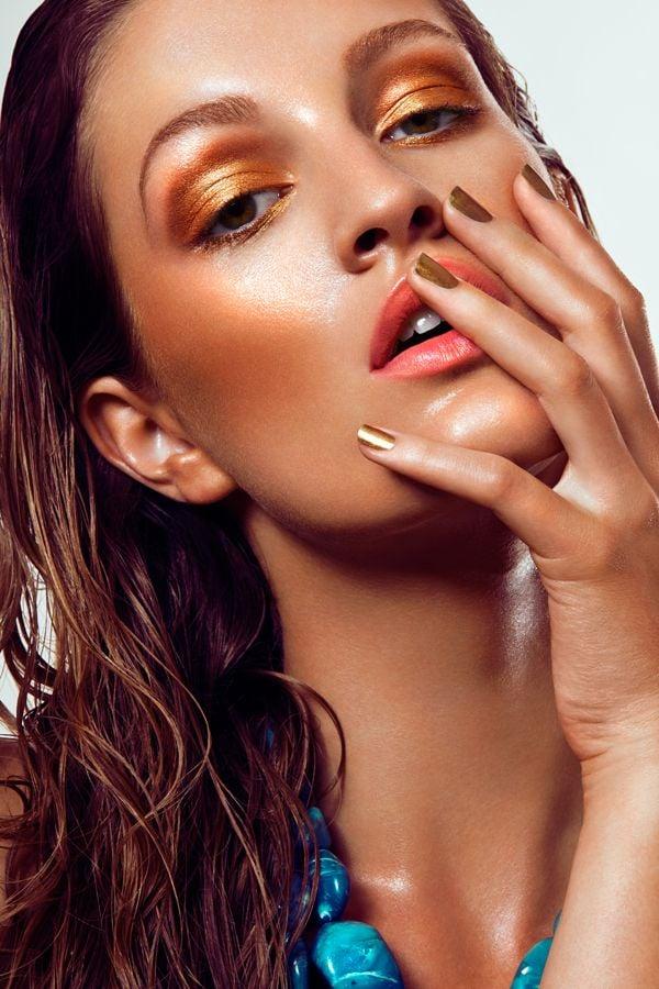 Strand Make-up Sommer Schminktipps