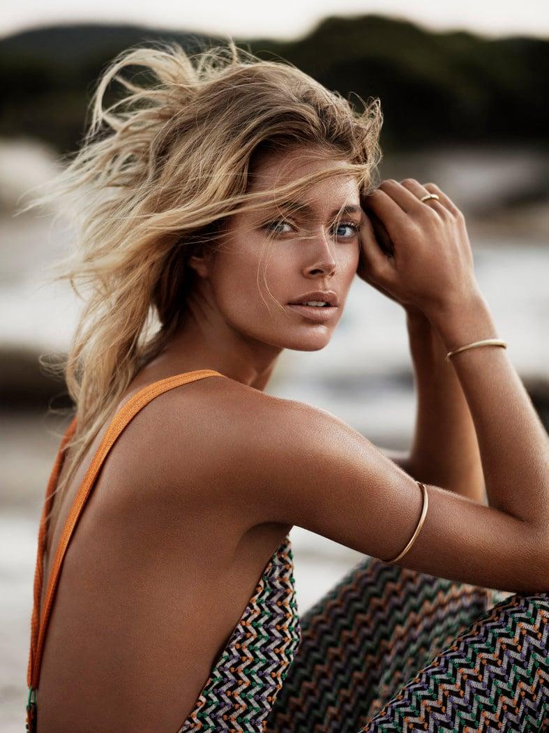 Sonne und Strand: Strandfrisuren und Schminktipps für den Sommer