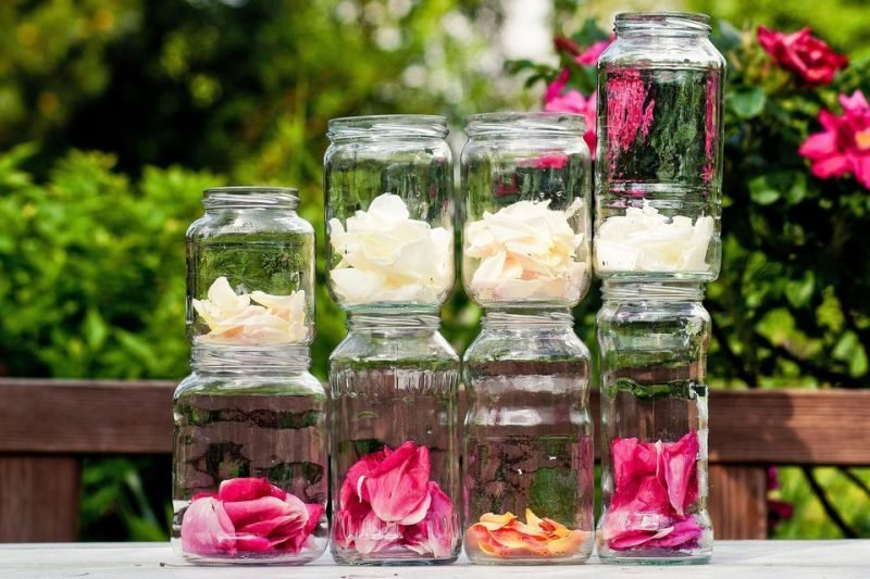 Dekorationen für Terrassen und Gartenideen für wenig Geld