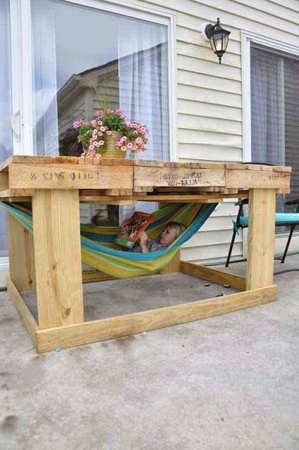 Moderne Terrassen mit DIY Ideen eingerichtet