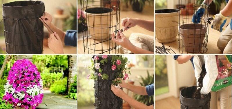 DIY Garten Gestaltung mit wenig Geld