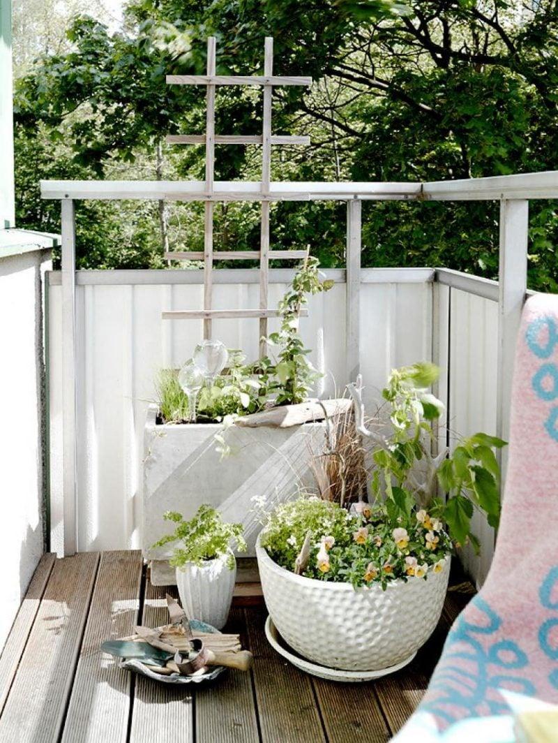 DIY Balkon Boden