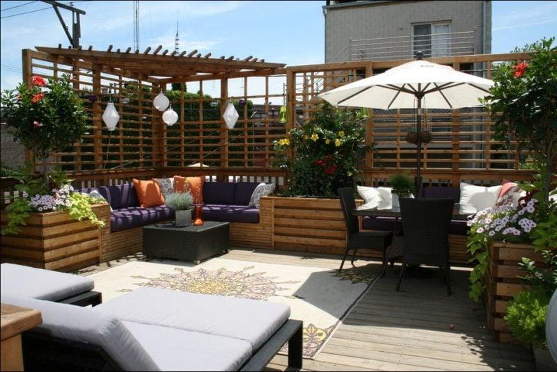 Terrassen und Gartengestaltung Bilder und Inspirationen