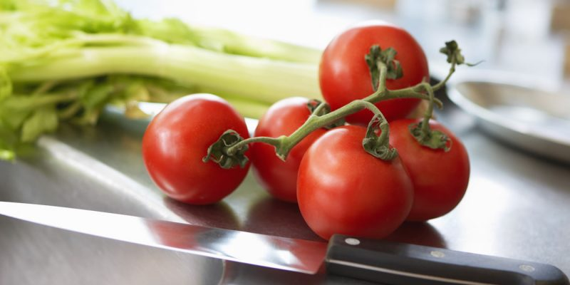Tomaten gesund und Fettbrenner