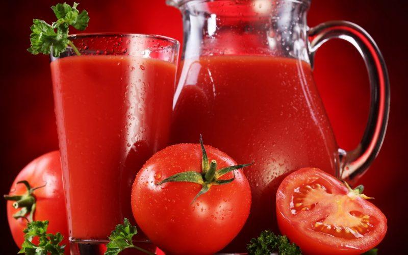 Tomatensaft jeden Tag trinken und 5 Kilo abnehmen nach 2 Monaten