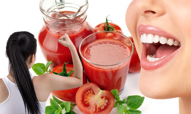 Tomaten gesund zum Abnehmen