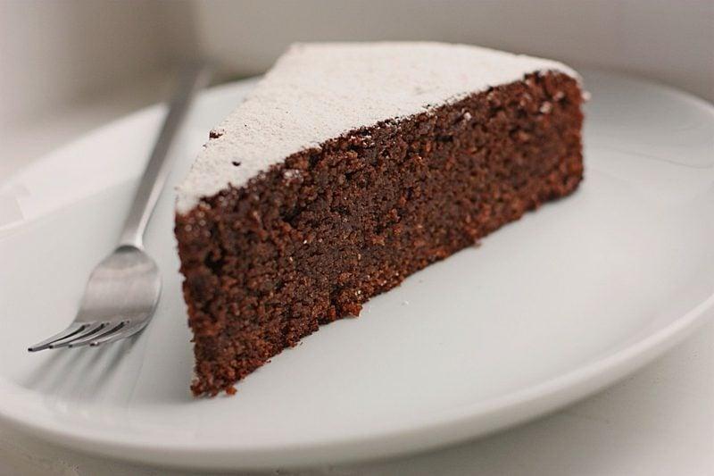 einfacher Kuchen mit wenig Zutaten vegan Rezepte