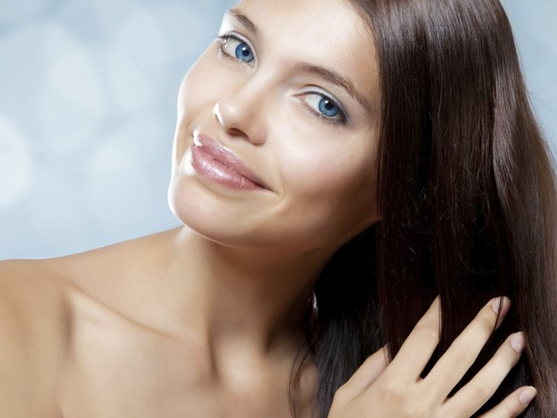 richtige Pflege bei fettigen Haaren