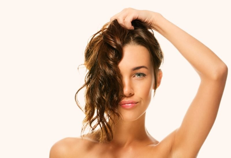 fettige Haare was tun wirksame Naturmittel
