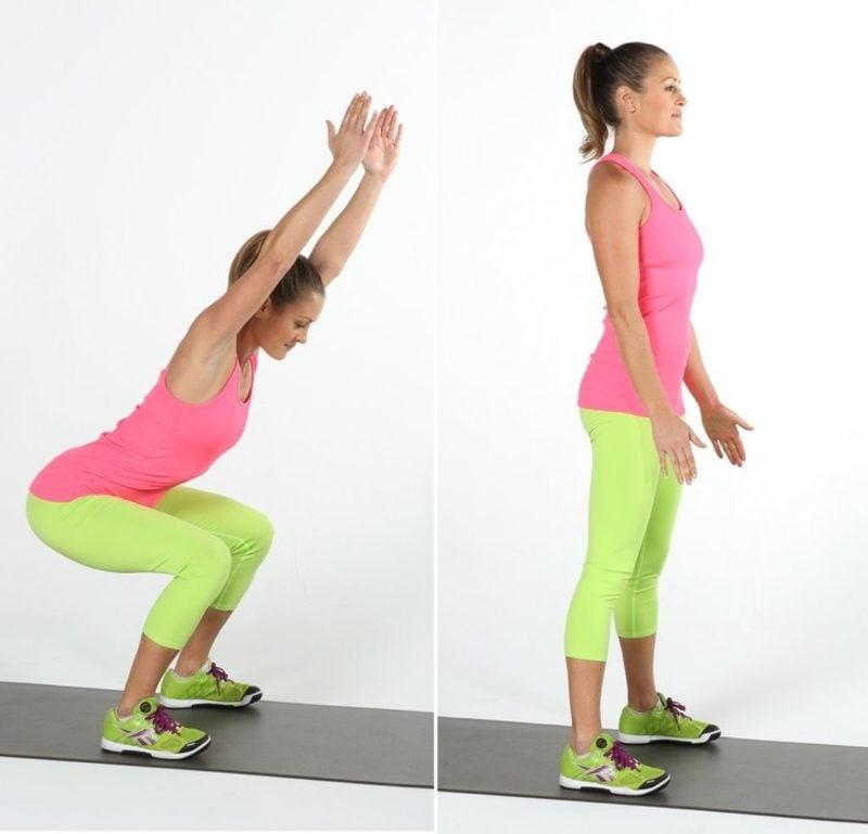 wie kann ich am besten abnehmen Beine