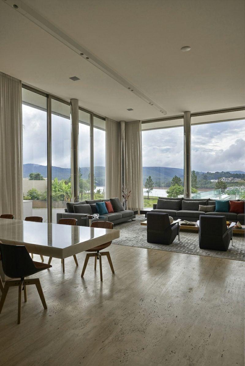 Traumhäuser Architektenhaus Brasilien