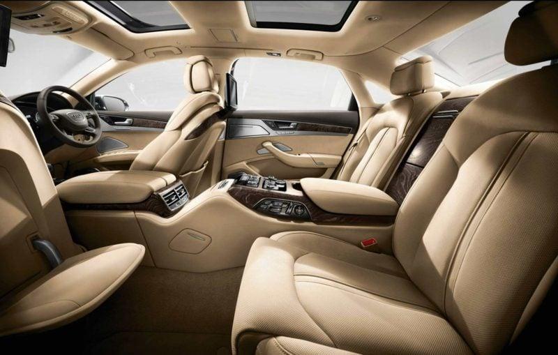 geile Bilder Autos Audi A8 Interieur