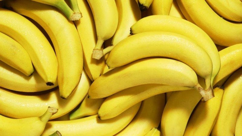 Augenlid zucken Magnesiummangel Bananen essen