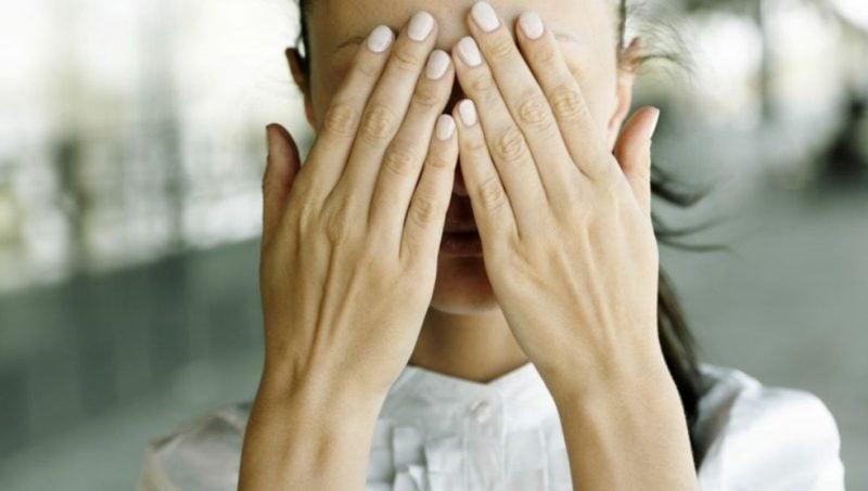 Vitamin B12 Mangel Symptome Augen