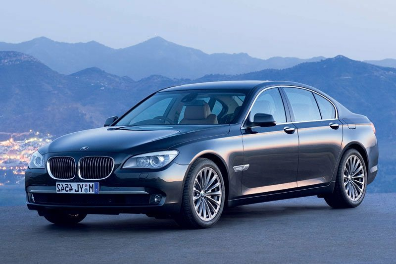 Sportautos BMW 730d BluePerformance