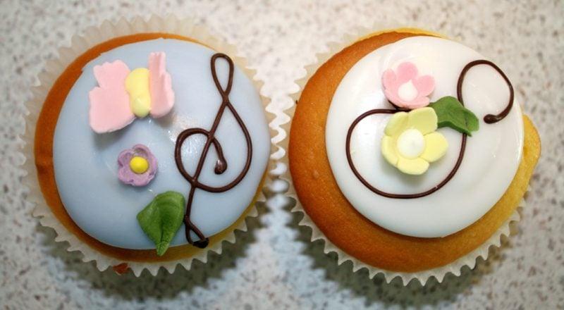 Zukerguss Rezept Cupcakes