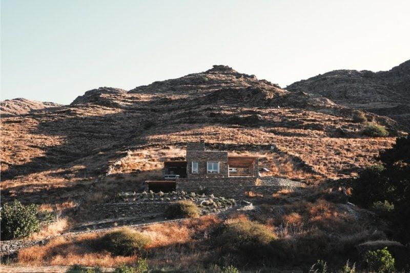 Traum Haus Ferienhaus Insel Kea