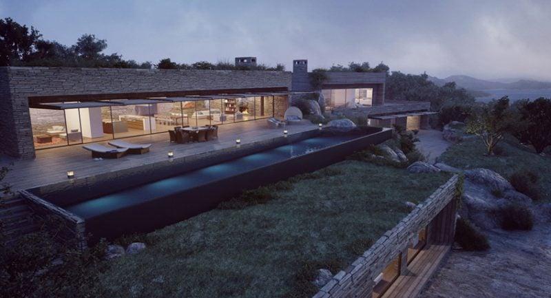 mein Traumhaus Ferienhaus mit Pool Korsika