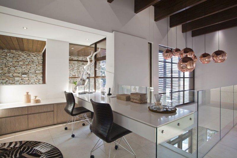 Traumhäuser SGNW Haus Südafrika Interieur