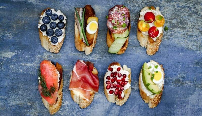 Finger Food zubereiten Ideen und Inspirationen