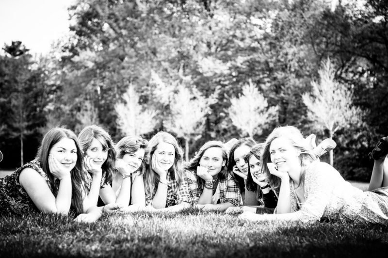 Fotoshooting Ideen für beste Freunde