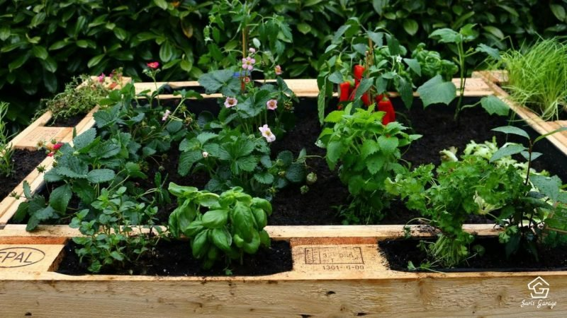 Balkonmöbel aus Europaletten - Was mache ich wenn ich keinen Garten habe?