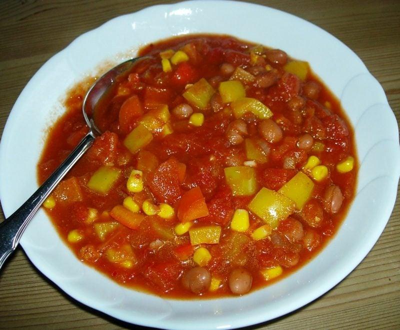 Rezepte Kinder gesund Tomatensoβe