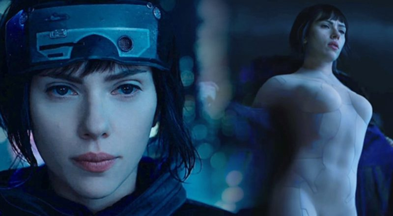 Filme online hd 2017 Ghost In The Shell