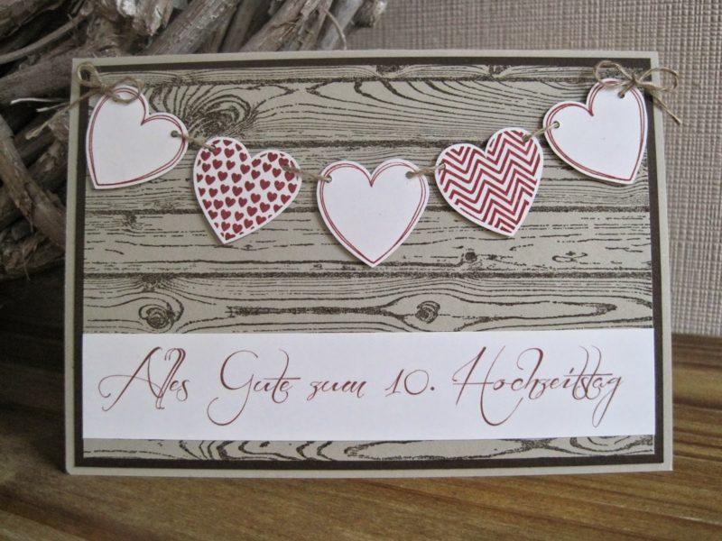 Hochzeitssprüche Für Karten Grusskarte Herrlicher Look