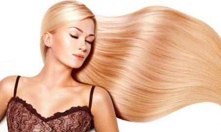 beste Haarkur glänzende Haare