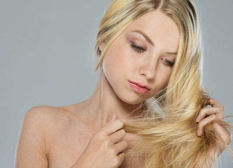 Haarkur selber machen brüchiges Haar