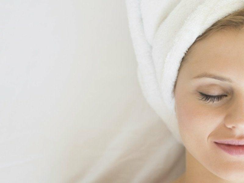 Haarkur selber machen Haarkur über Nacht