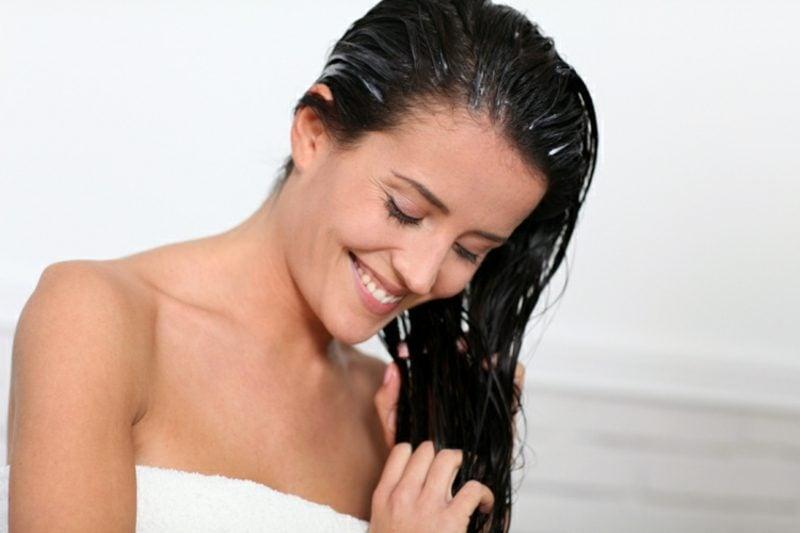 Haarmacke selber machen gegen Schuppen